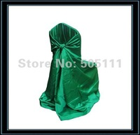 Free Shipping satin universal chair cover - Banquet Chair Cover for wedding and other events