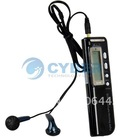 New 4GB Multi-function USB LCD Digital Voice Recorder Dictaphone Phone MP3 Player speaker(China (Mainland))