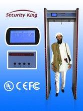 walk through metal detector promotion
