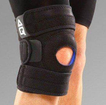 AQ 3752 PRO football basketball badminton Tennis Adjustable kneepad kneecap kneelet kneeboss knee protector support