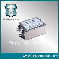 F201B-20A-A4  single phase low pass EMI filter