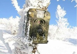 LTL Acorn LTL 5210A Blue/White LEDs 940nm Lo-Glow Camo Trail Camera hunting camera scouting camera(China (Mainland))