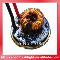 Boost/Buck 3-18V 3 Modes 24mm 30W Circuit Board