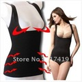 FREE SHIPPING fashion Pretty Lady!!! magic Slim  Lift / California Beauty Shaper/ Slimming corset  Black&Beige Color
