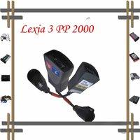 freeshipping Lexia-3 lexia3 V47 Citroen/Peugeot Diagnostic scanner PP2000 V24 2012 latest version