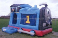 inflatable Thomas Train bouncy castle (B1003)