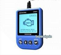 Autosnap CR801 OBDII/EOBD Code Reader Blue 4 Languages