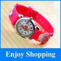 Free shipping! wholesale 100pcs Pleasant Goat Cartoon children watch