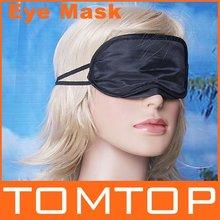 10PCS/LOT, Eye Mask Shade Nap Cover Blindfold Sleeping Travel Rest,(China (Mainland))