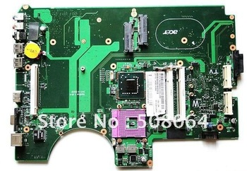 Laptop Motherboard For  ASPIRE 8920 MB.AP50B.001 /MBAP50B001 6050A2184601  intel non-integrated vedio card PM965