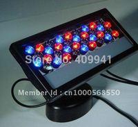 High Power 36W RGB Rectangle LED Wall Washer Light DMX512 Controller (YK-WS-36W-RGB)