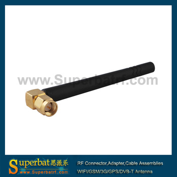 2.4GHz 3dBi Omni WIFI Antenna SMA male for wireless router