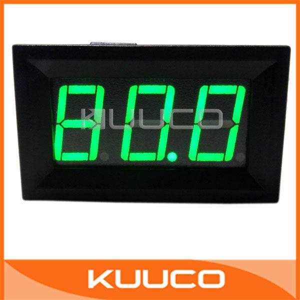Вольтметр Voltmeter 5 /DC 15 80V DC #090689 DC Voltmeters xl7015e1 7015to252 5 0 8a 80v