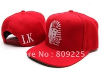 Last Kings Tyga SNAPBACK HAT red LK snap back Caps  Snapback Hat  Cap Sport Cap Wholesale snapbacks
