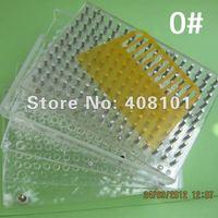 Free shipping best sell (0# capsule,with tamping tool) 187 holes manual capsule board,capsule filler,capsule filling machine