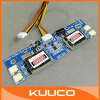 """Universal CCFL Inverter 4 Lamp Inverter LCD Monitor 10-25V for 17-22"""" Widescreen #090721"""