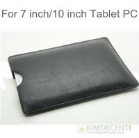 "Leather case for 7""  epad Tablet PC"
