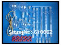 Free Shipping, Brand New Boro Laboratory Glass Kit (Lab Equipment), Lab Glassware