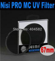Free shipping NISI 67mm MC UV ,67mm NISI ultrathin PRO 1D(W) Wide Slim MC UV Filter PRO1D 67