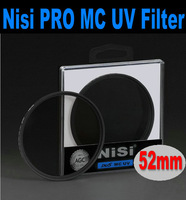 Free shipping NISI 52mm MC UV ,52mm NISI ultrathin PRO 1D(W) Wide Slim MC UV Filter PRO1D 52