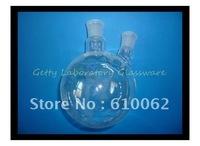 Round bottom flask,2-neck,1000ml, heavy wall (Borosilicate glass 3.3)
