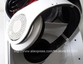 NEW Arrival Headphone white with diamond  with microphone dj headphone  best quality headphone studio