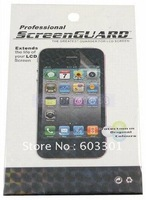 Screen guard for iPhone 4S, For iPhone 4S screen protector,for iPhone 4 screen film, protective cover, color retail packing