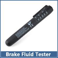 5 LED Mini Electronic Brake Fluid Liquid Tester Pen Auto Car Vehicle Tools For cruze/kia rio/nissan teana And So on