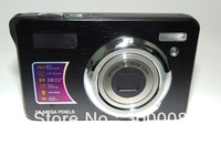 "Free Shipping vivikai professional 15MP digital camera with 3X Optical Zoom and 2.7""(DC-1530)"