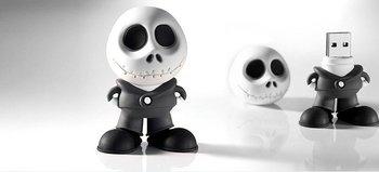 wholesale Individuality creative head jack lovely wacky flash drive  8 G on sale now