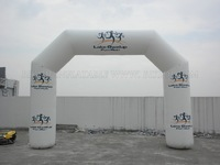 inflatable archway custom designs available (K4013)