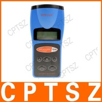 Ultrasonic Distance Measure Measurer with Laser Pointer CP3008(9V Battery Require)