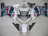 EMS Free SUZUKI GSX-R1000 00-02 GSXR1000 2000-2002 Fairing colurful