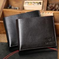 Promotion! Most value Quality assurance man wallet,Men's soft leather wallet, man purse/wallet for men M13
