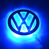 Free shipping  LED badge light car for vw cc golf  bora Car