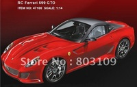 RASTAR 47100 RC Car 599 GTO 1:14 radio remote control model