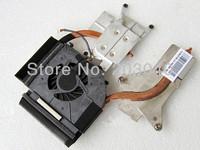 New original cooling heatsink and FAN for hp DV6 DV6-1000 intel independent Thermal Heat Sink & Fan  518435-001 573049-001