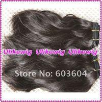 AAAAA Beautiful Natural Straight-100%Malaysian Virgin Hair Extension