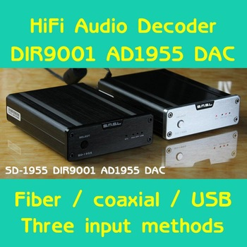 F969A SMSL SD-1955 DIR9001 Chip AD1955 DAC 24bit 96khz Audio Decoder