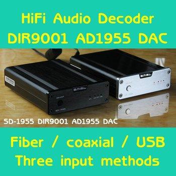 F969A SMSL SD-1955 DIR9001 Chip AD1955 DAC 24bit 96khz Audio Decoder