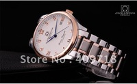 Free shipping 100% Brand New Automatic Watch Gents  high quality wristwatch Men's watches Stainless steel watches JNH014