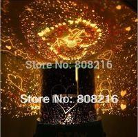 1pcs/lot Free shipping new amazing and fashion star light ,LED light,Creative Star led Projection Lamp