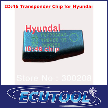 20pcs/lot Auto ID:46 Chip for Hyundai Car Keys ID46 Transponder Chip + HKP Free Shipping