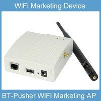BT-Pusher WiFi Marketing Device