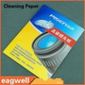 10set(40Pcs/set) 40 sheets DSLR Camera Lens Tissue Cleaning Paper free shipping