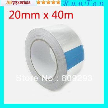 Free shipping 2pcs/lot Best Selling BGA Reballing  Aluminum Foil Paper Brand 20mm x 40M x 0.06mm