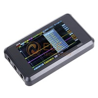 Nano DSO203 4 tracks 2 Analog 2 Digital 72MS/S Pocket Size Digital Oscilloscope