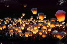 wholesale cylinder sky lantern