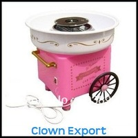 Free Shipping      D18997CL      PopSell Nostalgia Cotton Candy Maker/Machine 220V/110V