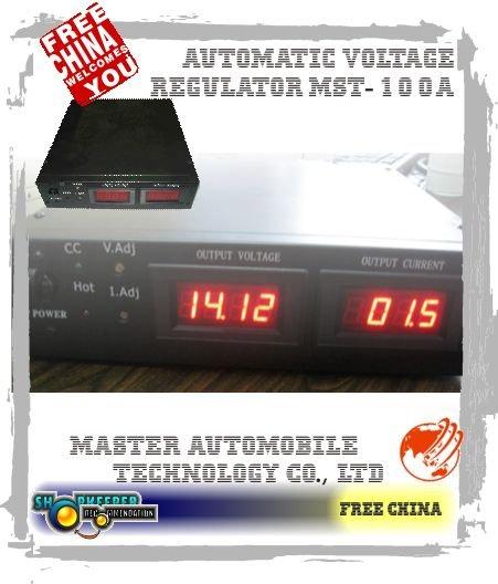 автоматический регулятор напряжения МСТ-100А МСТ-60А зарядное